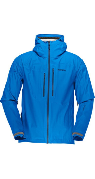 Norrøna M's Bitihorn Dri1 Jacket Electric Blue